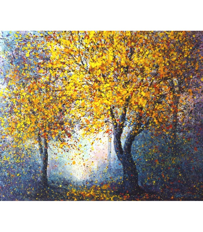 Autumn in Europe (SOLD)