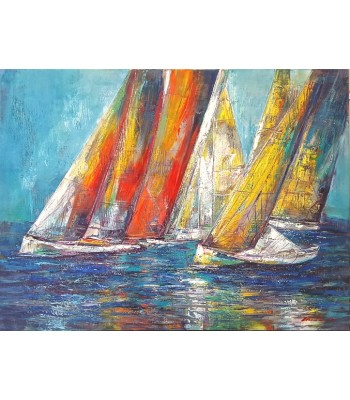 Summer Regatta (SOLD)