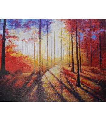 Autumn Forest  (SOLD)