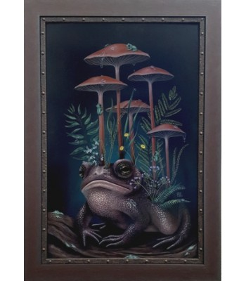 Ode to a toad (SOLD)