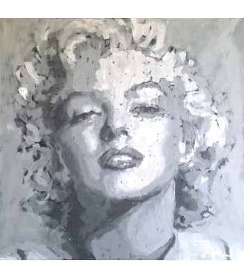 Marilyn Monroe (1200mm x 1200mm) SOLD