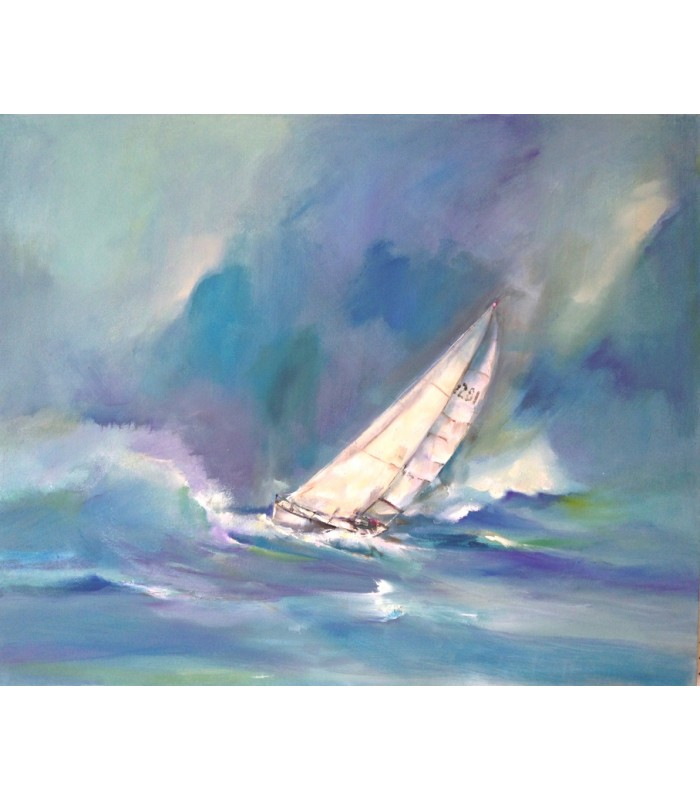 Ahead of the wind (SOLD)