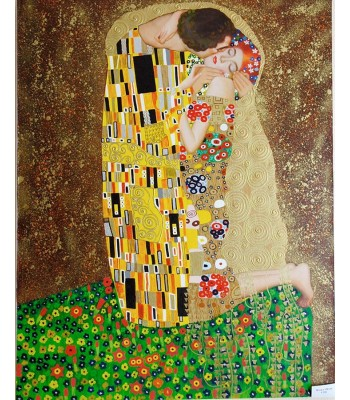 The Kiss - Gustav Klimt (800mm x 1000mm)