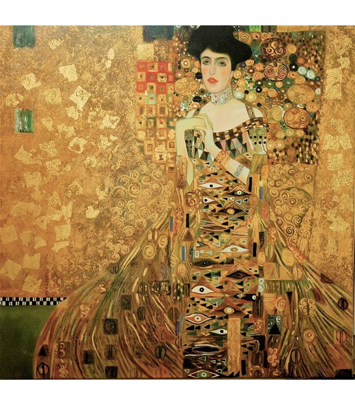 Adele Bloch Bauer Reproduction (SOLD)